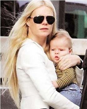 惊爆!好莱坞明星宝宝出生就整形