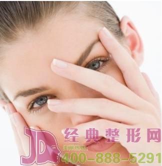 眼袋失败修复术