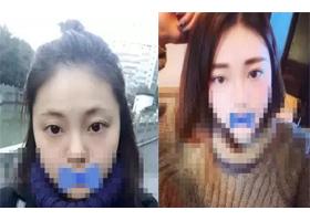 成都科思研韩式半永久纹眉案例