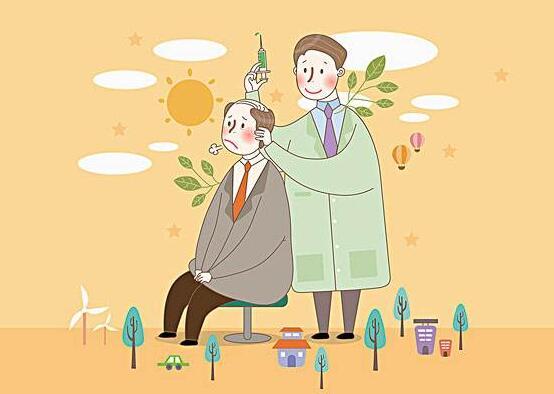 头发种植会受到年龄的影响不?