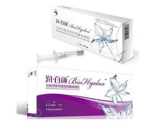 常见玻尿酸注射搭配及等级功能详细介绍
