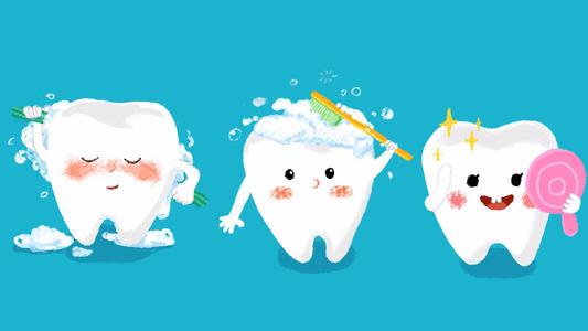 种完牙齿后