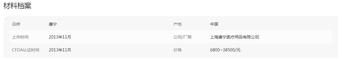 上海康宁硅胶假体