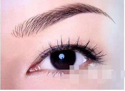 今日关注:纹眉持久性+恢复期