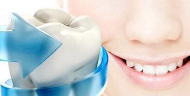 冷光牙齒美白會引起輕微的脫鈣反應