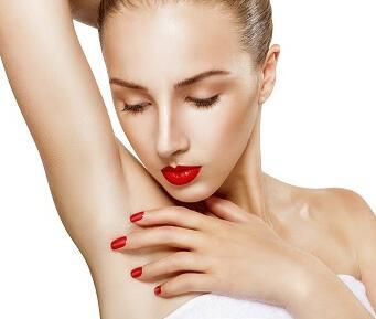一般激光脱腋毛至少三次才能达到彻底脱毛的效果