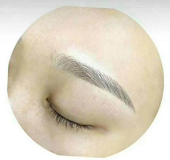 纹眉对身体来说有伤害吗?