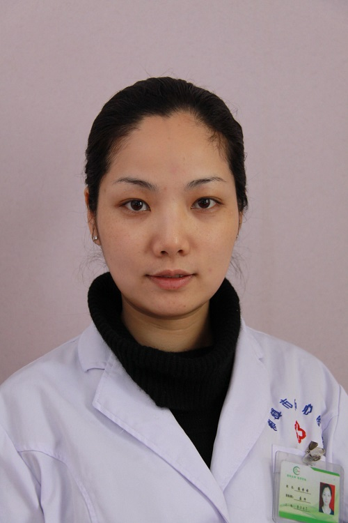 湘潭市中心医院医学整形美容科整形医生 陈婷婷