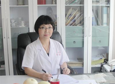 深圳常安门诊部整形美容科整形医生 赵淑敏